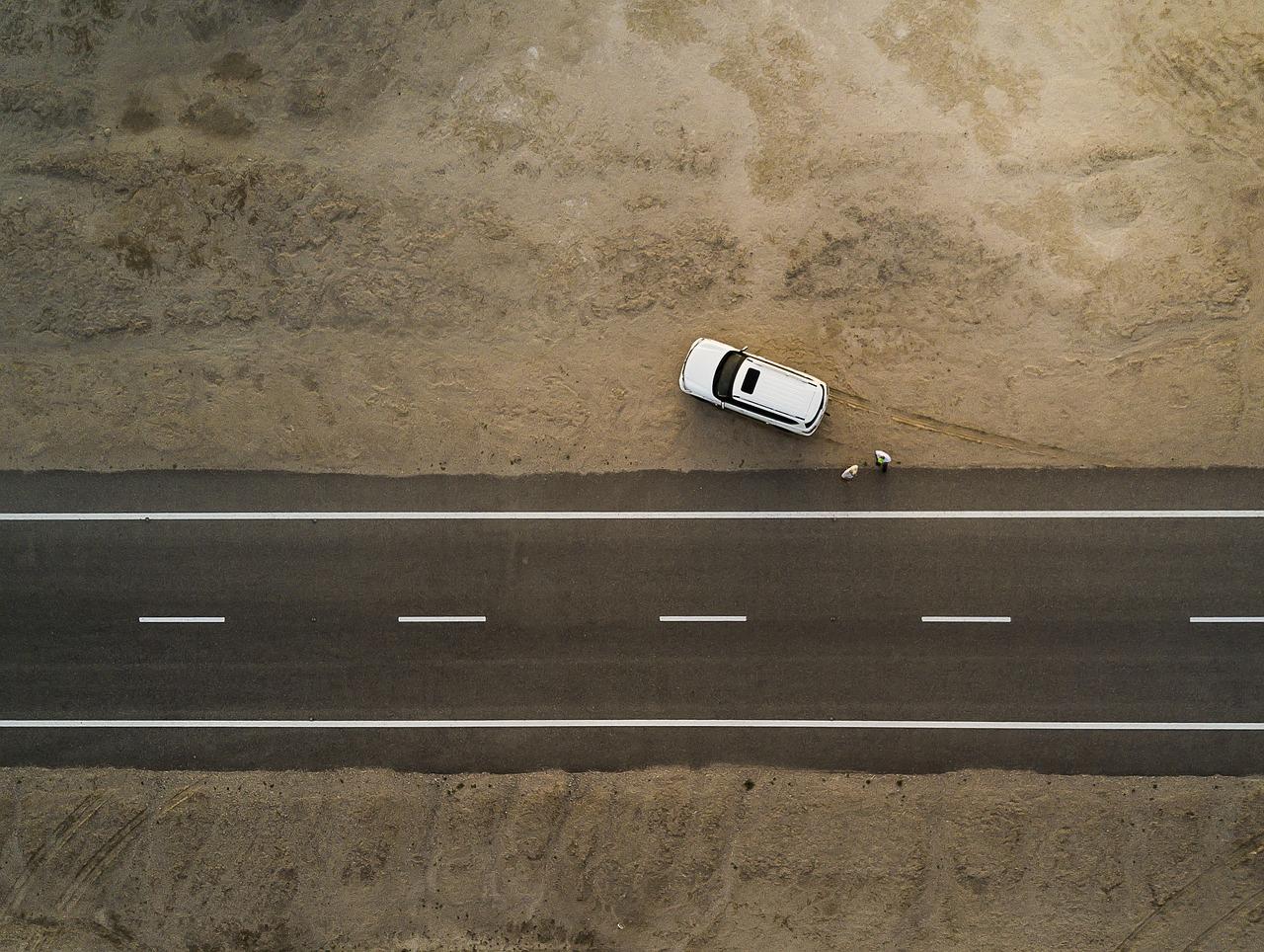 Profesjonalny serwis drogowy