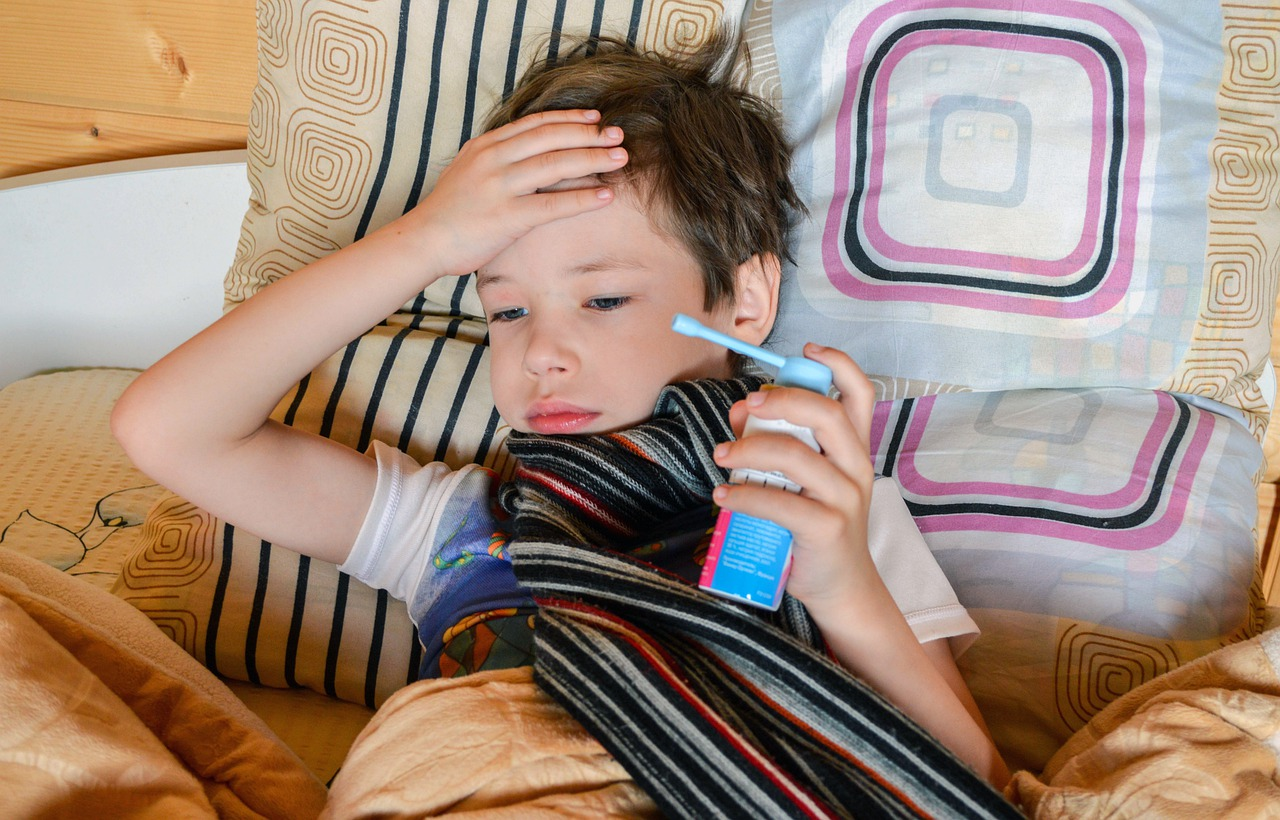 Szukamy inhalatora dla dziecka
