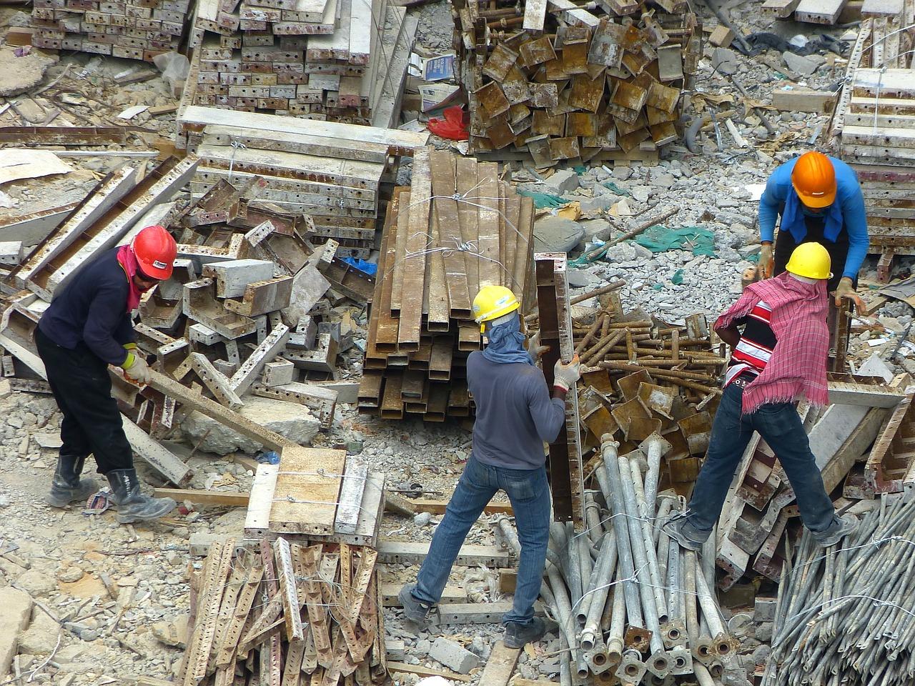 Zastosowanie geotechniki i systemów deskowań w budownictwie specjalnym